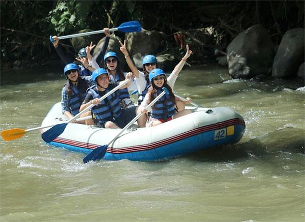 Adventures My Adventure Trips Ayung Rafting Ubud Bali